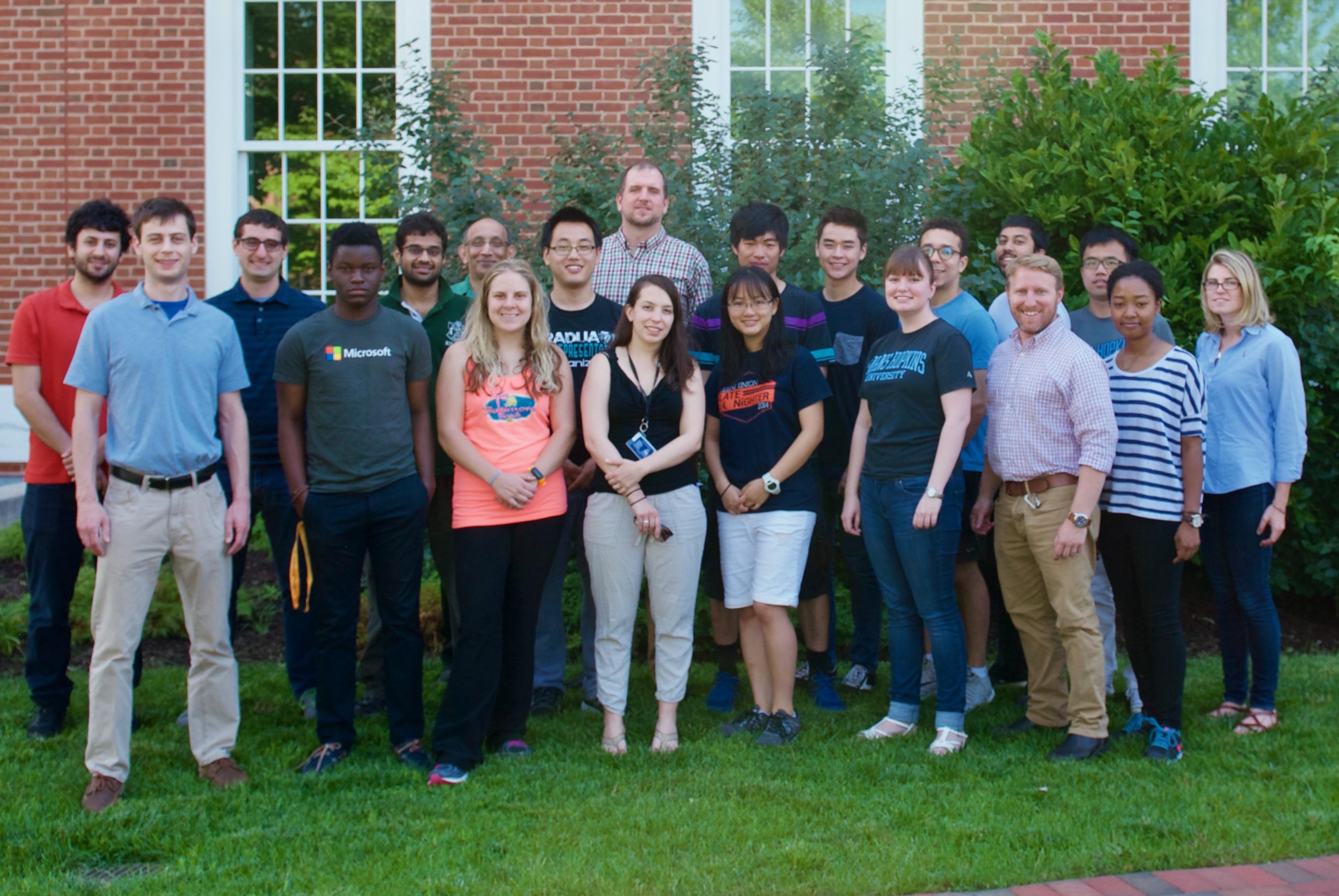 Ramesh Lab Team 2017