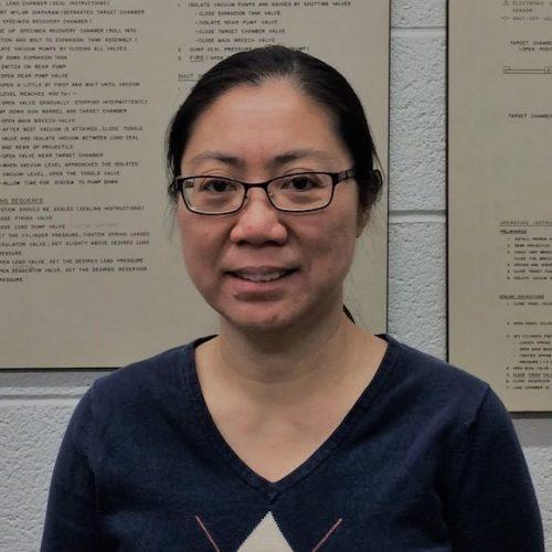Dr. Tonia Jiao