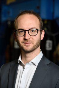Thomas Gernay portrait 2019